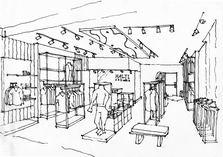 5 Points to Consider when Creating a Retail Store Design